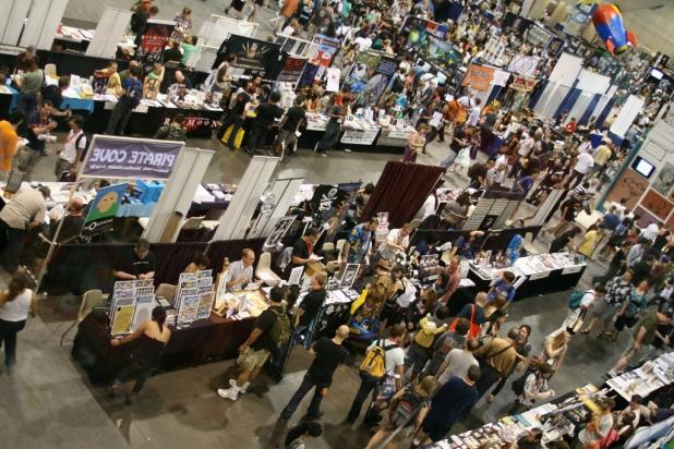 Comic-Con 2009 by robjtak via Flickr.com